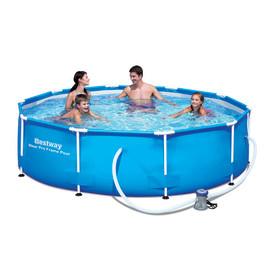 af7abb87fbe piscina steel frame bestway cm with piscine fuori terra leroy merlin.  awesome piscine fuori terra prezzi ...