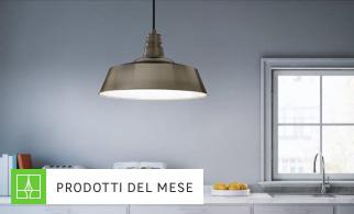 Lampade Da Cucina Moderne : Illuminazione offerte illuminazione interni da giardino solare