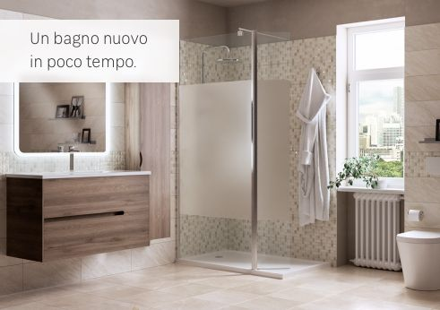 arredo bagno e sanitari: idee, offerte e prezzi per l'arredo bagno ... - Accessori Arredo Bagno