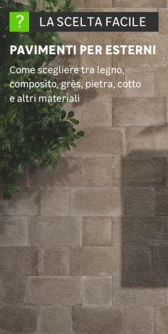 Pavimenti in cotto per esterni: prezzi e offerte | Leroy Merlin