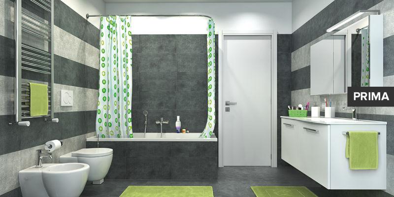 Très Idee per ristrutturare un bagno: trasformare la vasca in doccia YP26