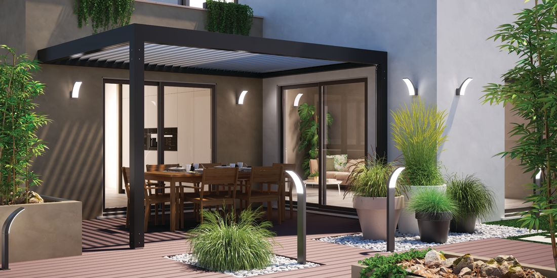 Come creare un terrazzo tra design e natura fai da te   Leroy Merlin