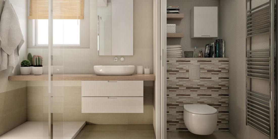 Progettare un bagno piccolo bagno da pianta stato di - Progettare un bagno ...