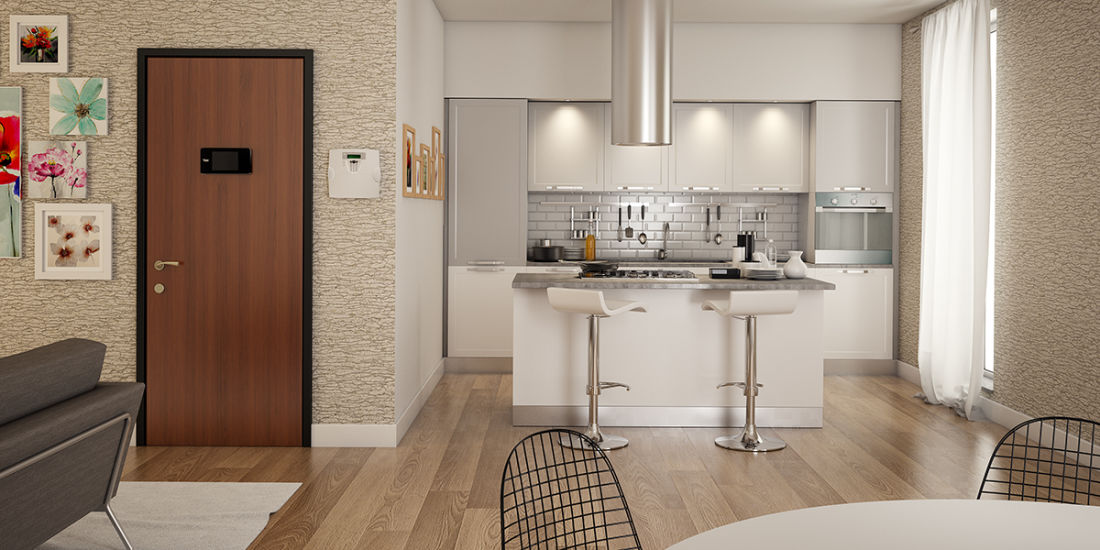 Best Come Arredare Una Cucina Soggiorno Contemporary - Design Trends ...
