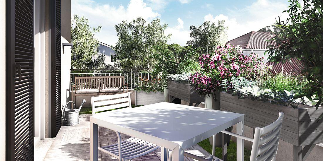 Arredare terrazzo piccolo arredo terrazzo with arredare - Idee per chiudere un terrazzo ...