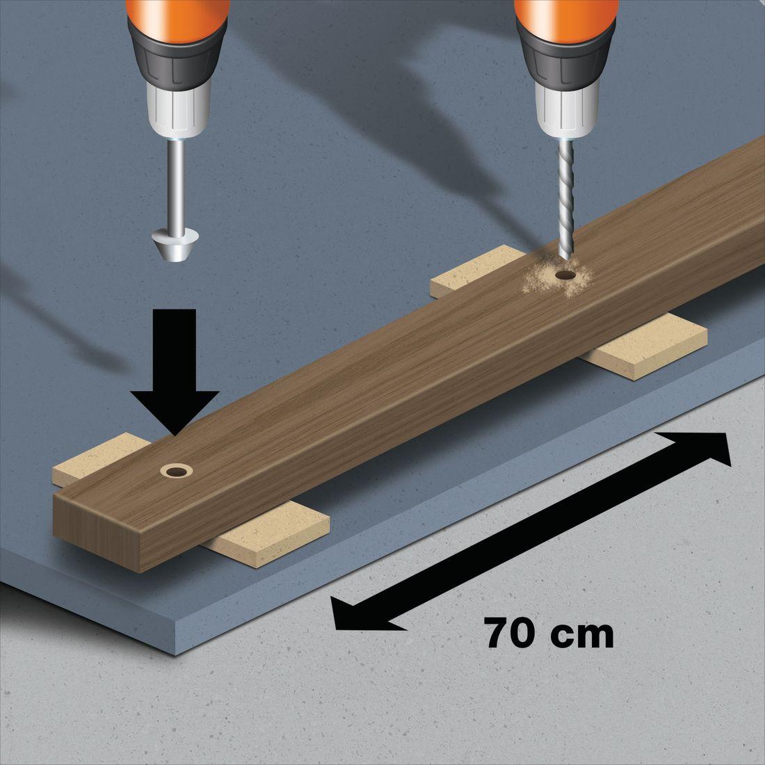 Pavimento in legno fai da te - Pavimento in legno per esterno fai da te ...