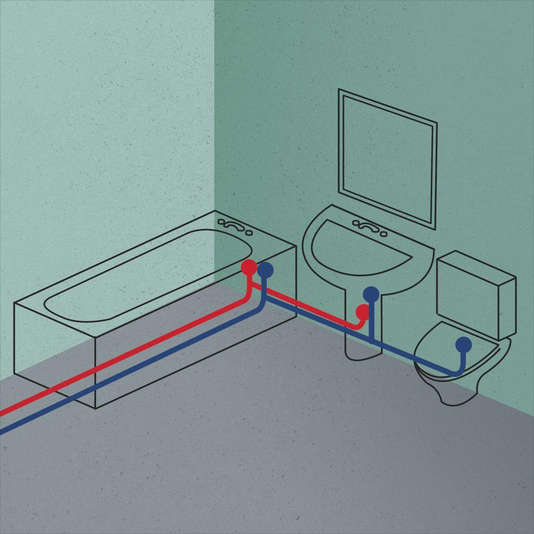 Strutture tubolari componibili beautiful ideale per for Tubi di plastica per l impianto idraulico