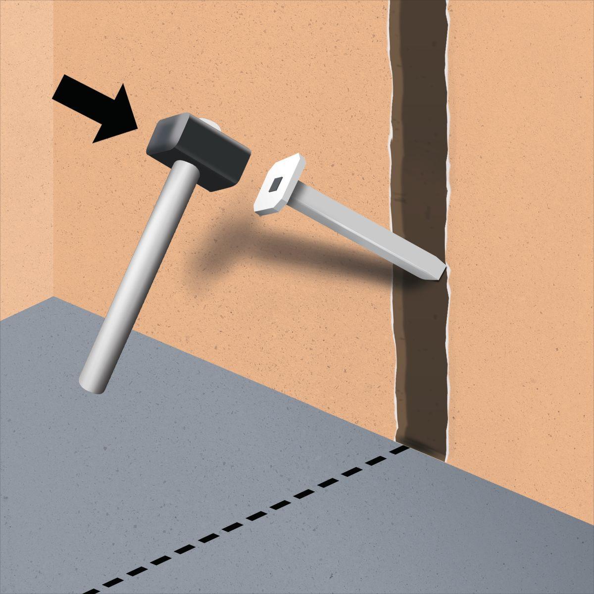 Applique da parete fai da te interesting applique da for Come costruire la propria casa a basso costo