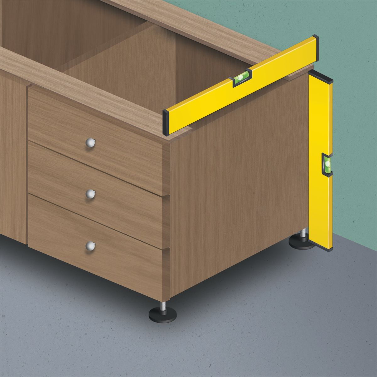 Verniciare Mobile Laminato Ikea. Simple Nuovo Stile Ai Mobili Con La ...