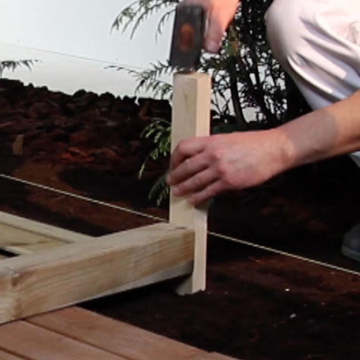 Pali in legno leroy merlin elettricit automazioni e smart for Leroy merlin palo legno