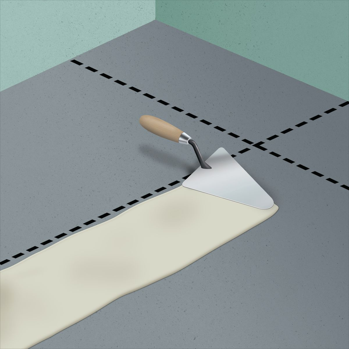 Posa piastrelle pavimento cheap consigli posa with posa - Costo posa piastrelle su pavimento esistente ...