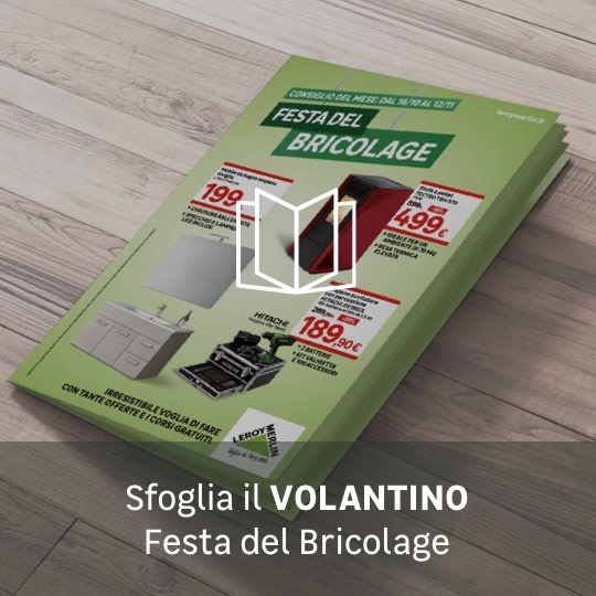 Volantino FDB