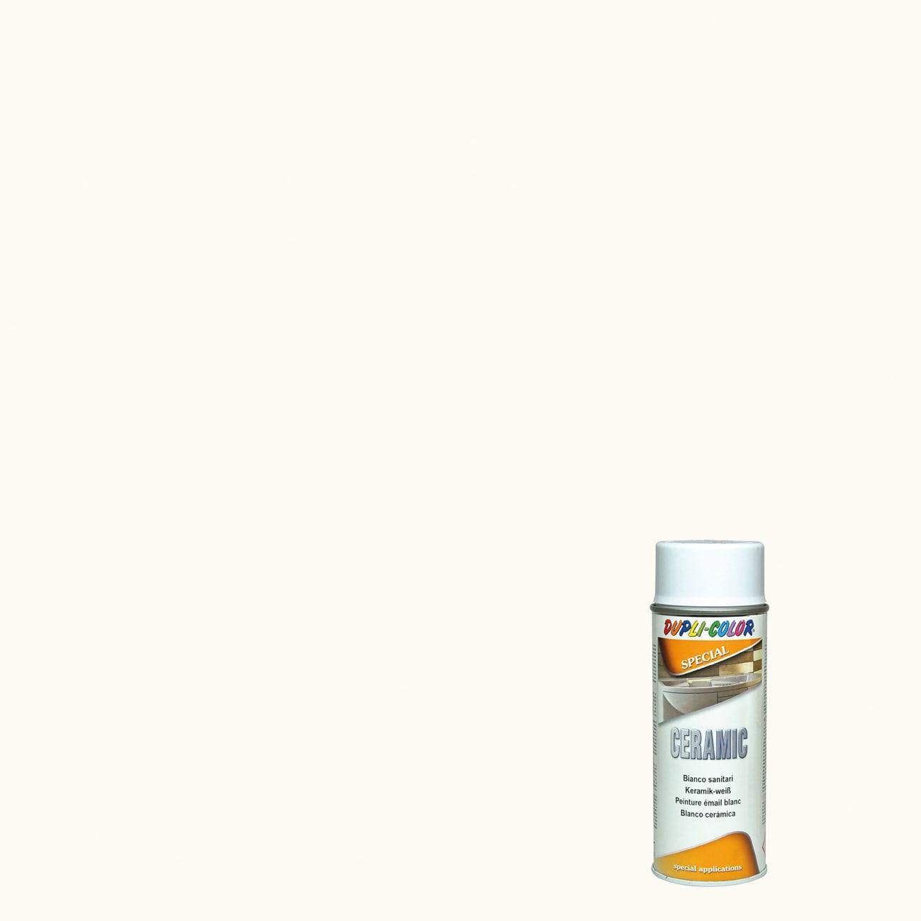 Smalto Per Ceramica E Sanitari.Smalto Spray Ceramic Per Sanitari Bianco Brillante 0 4 L Prezzi E