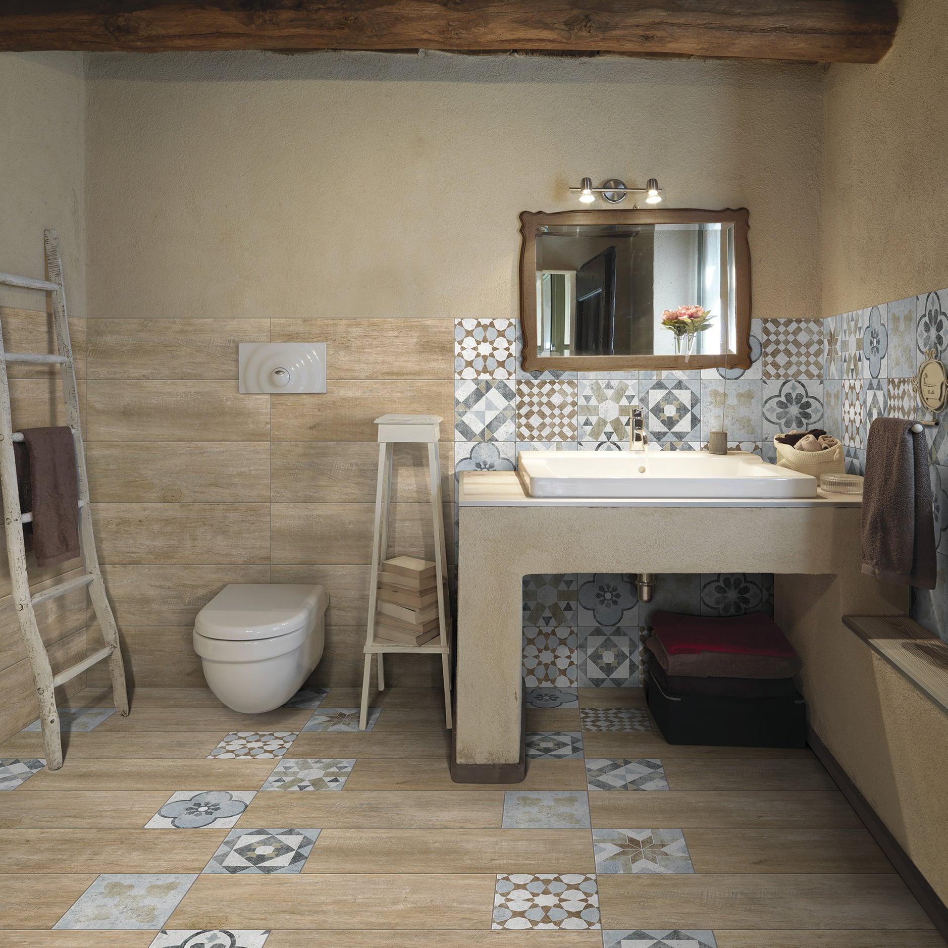 Piastrella Villa 20 X 20 Cm Multicolor Prezzi E Offerte Online