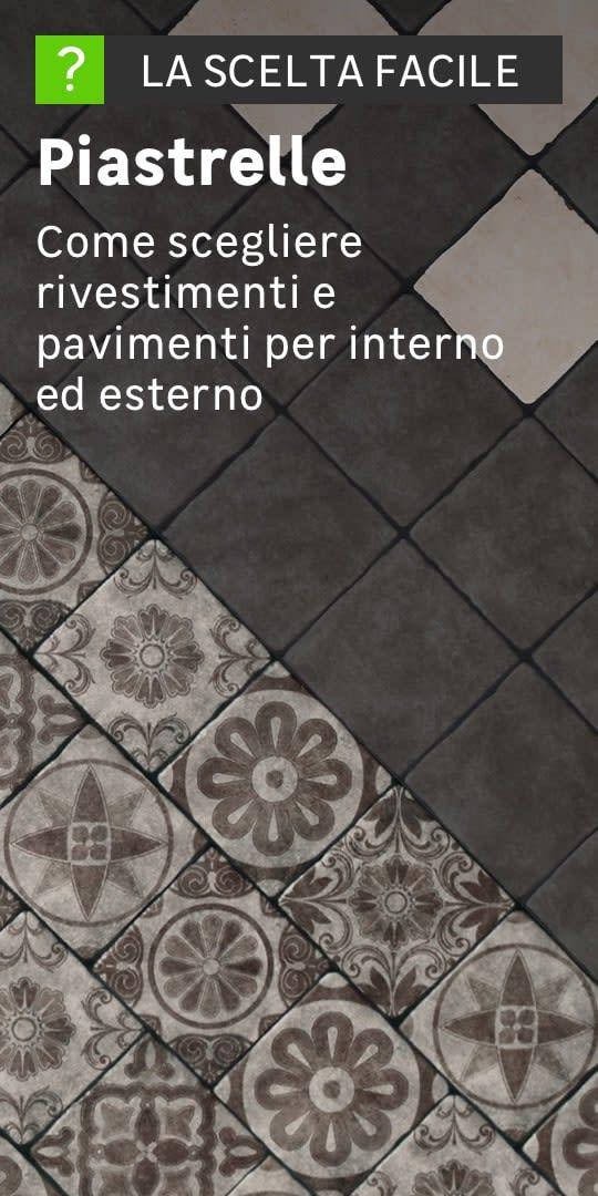Rivestimenti bagno piastrelle bagno mattonelle e ceramiche for Rivestimento 3d leroy merlin
