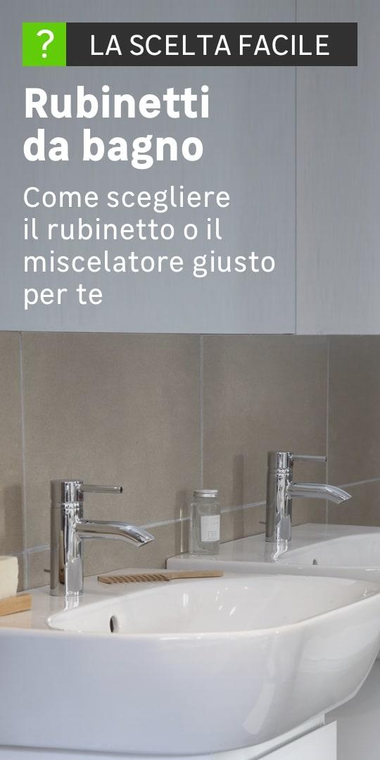 Rubinetteria Bagno In Set Prezzi E Offerte