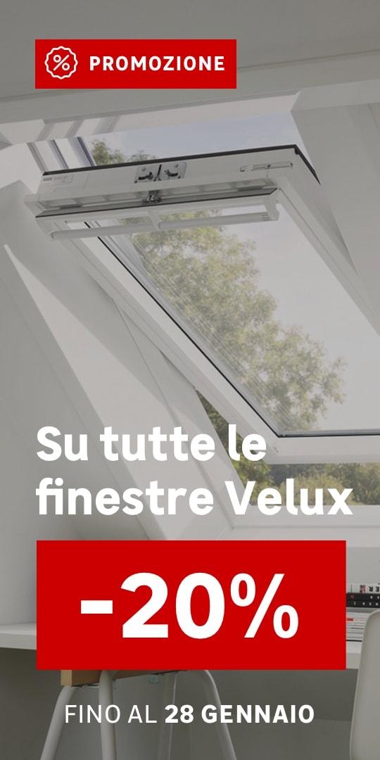 Velux e finestre per tetti: prezzi e offerte online