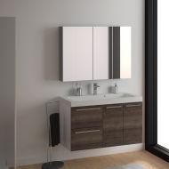 Mobili bagno: prezzi e offerte mobiletti bagno sospesi o a terra 6
