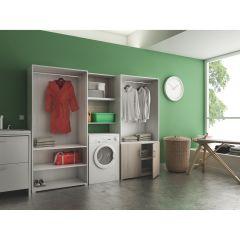 ordine e sistemazione composizione lavanderia spaceo l 244 cm 35466732