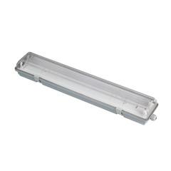 Tubo fluorescente t8 18w luce calda prezzi e offerte online for Plafoniera neon leroy merlin