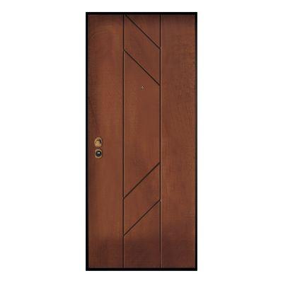Porta blindata Perfect noce L 90 x H 210 cm dx: prezzi e offerte online