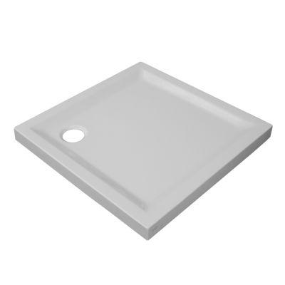 Piatto doccia acrilico Sensea Houston 70 x 70 cm bianco: prezzi e ...