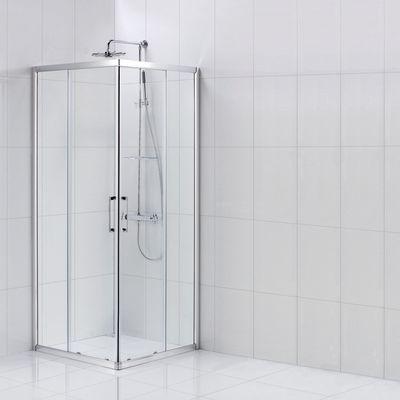 Cabine doccia in cristallo moderno ed elegante box doccia for Piatto doccia leroy merlin