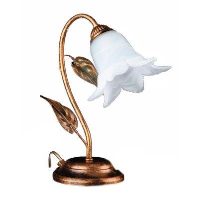 lampada da comodino mirella bronzo: prezzi e offerte online
