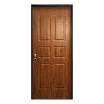Porta blindata Steel noce L 90 x H 210 cm dx: prezzi e offerte online