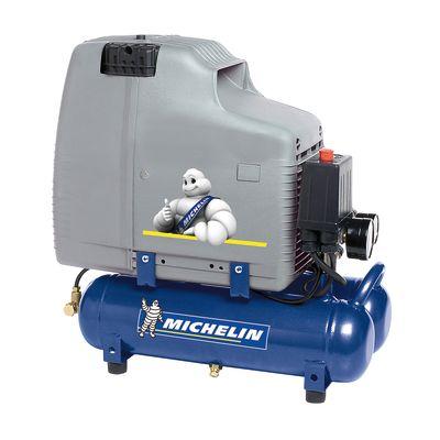 compressore coassiale michelin air paint 6 silenziato 1 hp pressione massima 8 bar prezzi e. Black Bedroom Furniture Sets. Home Design Ideas