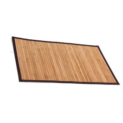 Tappeto bagno Bamboo marrone: prezzi e offerte online