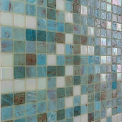 Mosaico Super sky 32,7 x 32,7 cm blu: prezzi e offerte online
