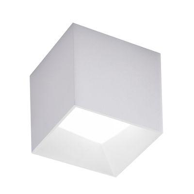 Plafoniera Cube bianco Ø 10,5 cm: prezzi e offerte online