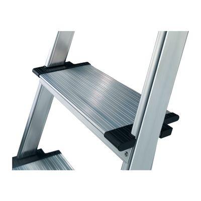Scala domestica in alluminio 7 gradini hailo xxl prezzi e for Stendibiancheria leroy merlin