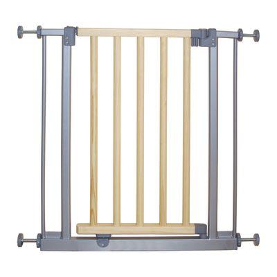 Cancelletto naxos in metallo e legno l 69 cm prezzi e for Cancelletto leroy merlin