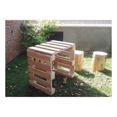 Pallet singolo legno L 120 x P 80 x H 14,5 cm grezzo: prezzi e ...