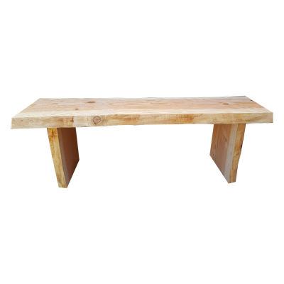 Panca legno L 200 x P 30 x H 45 cm grezzo: prezzi e offerte online