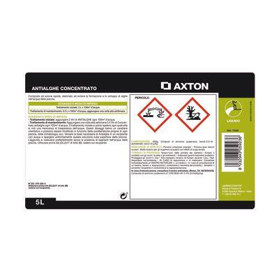 Fabulous Giardino E Alghe Concentrato Axton L With Axton Piscine With Anti  Mousse Axton.