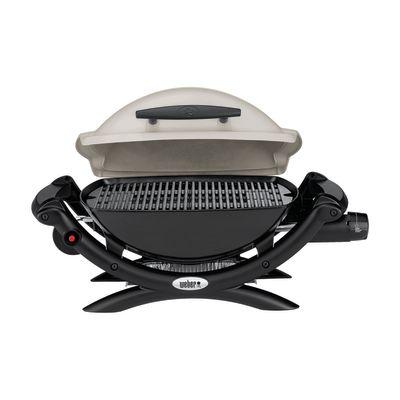 Barbecue a gas Weber Q100 Titanium 1 bruciatori: prezzi e offerte online