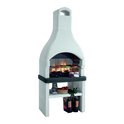 Giardino E Terrazzo Barbecue In Muratura Con Cappa Minorca 34398091