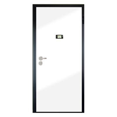 Porta blindata Schumy noce L 90 x H 210 cm dx: prezzi e offerte online