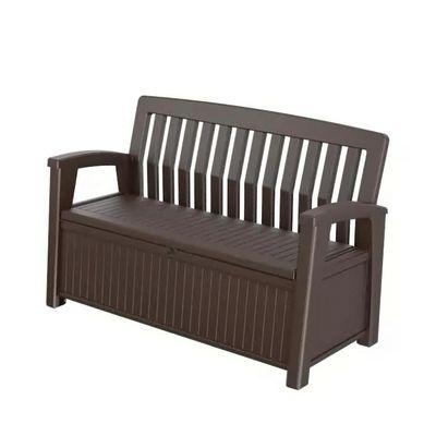 Baule panchina Patio Bench Keter in resina: prezzi e offerte online