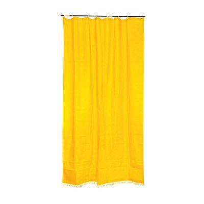 Tenda da sole ad anelli giallo 150 x 250 cm: prezzi e offerte online