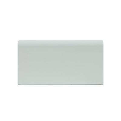 Battiscopa passacavo plus bianco 15 x 80 x 2000 mm prezzi for Carriola leroy merlin