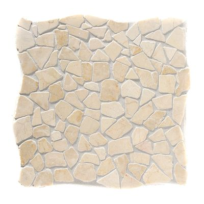Mosaico Palladiana 30,5 x 30,5 cm beige: prezzi e offerte online