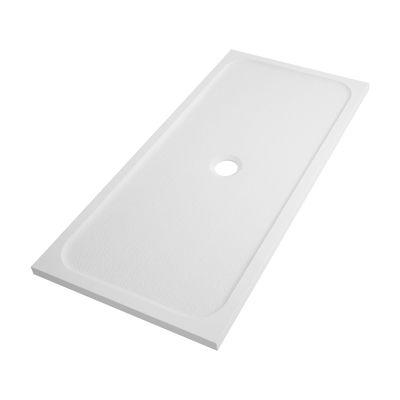 Piatto doccia resina Sensea Mila 70,2 x 140,2 cm bianco: prezzi e ...