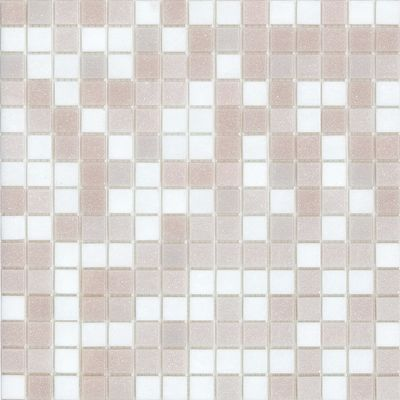 Mosaico Cipria 32,7 x 32,7 cm bianco, rosa: prezzi e offerte online