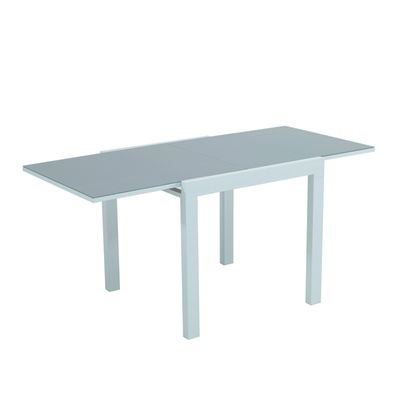 Tavolo allungabile Lisboa, 80 x 80 cm bianco: prezzi e offerte online