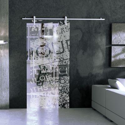 Porta da interno scorrevole Vogue/binario Ermes 96 x H 215 cm dx ...