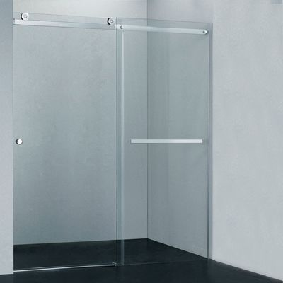 Porta doccia scorrevole fabrik 117 120 h 200 cm cristallo for Porta finestra scorrevole 120 cm